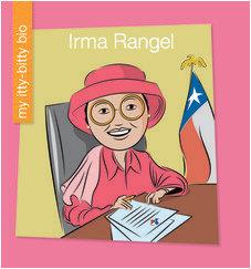 Cover: Irma Rangel