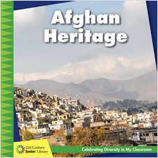 Cover: Afghan Heritage
