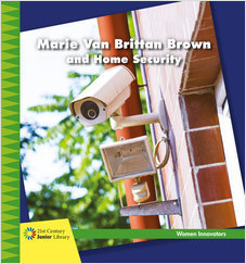 Cover: Marie Van Brittan Brown and Home Security