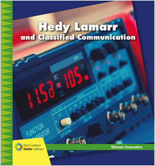 Cover: Hedy Lamarr and Classified Communication