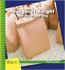 Cover: Margaret Knight and the Paper Bag