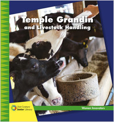 Cover: Temple Grandin and Livestock Management