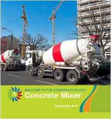 Cover: Concrete Mixer