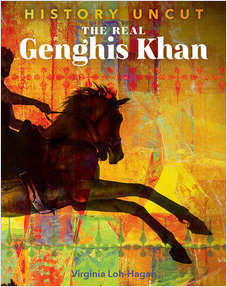Cover: The Real Genghis Khan