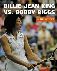 Cover: Billie Jean King vs. Bobby Riggs