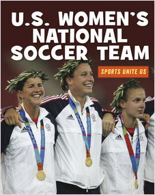 Cover: U.S. Women's National Soccer Team