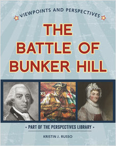 Cover: Viewpoints on the Battle of Bunker Hill