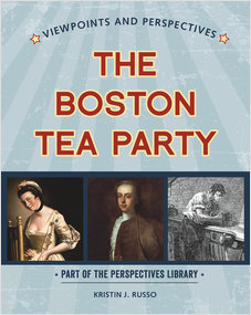 Cover: Viewpoints on the Boston Tea Party