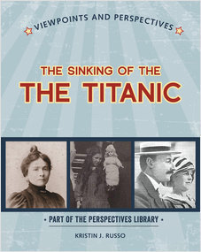 Cover: Viewpoints on the Sinking of the Titanic