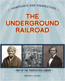 Cover: Viewpoints on the Underground Railroad