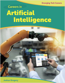 Cover: Careers in Artificial Intelligence