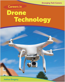 Cover: Careers in Drone Technology