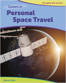 Cover: Careers in Personal Space Travel