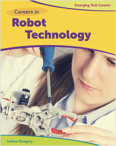 Cover: Careers in Robot Technology