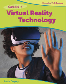 Cover: Careers in Virtual Reality Technology