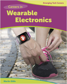 Cover: Careers in Wearable Electronics