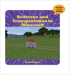 Cover: Redstone and Transportation in Minecraft