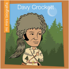 Cover: Davy Crockett SP