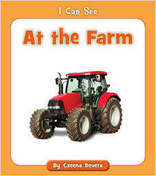 Cover: At the Farm