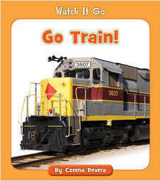 Cover: Go Train!