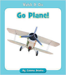 Cover: Go Plane!