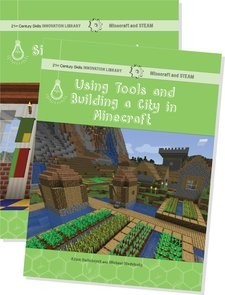 Cover: Minecraft and STEAM