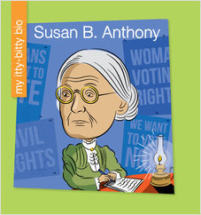 Cover: Susan B. Anthony