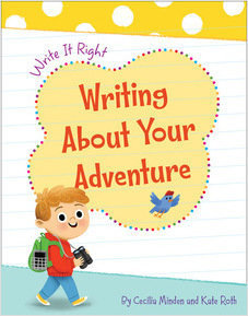 Cover: Writing About Your Adventure
