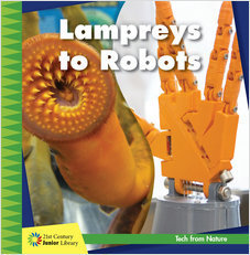 Cover: Lampreys to Robots