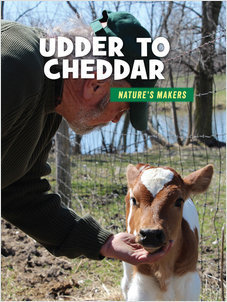Cover: Udder to Cheddar
