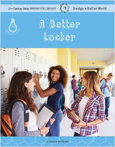 Cover: A Better Locker