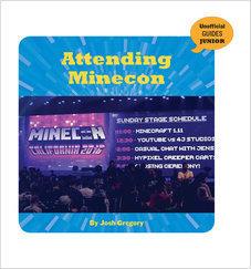 Cover: Attending MINECON