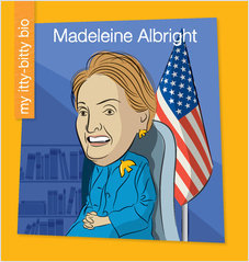 Cover: Madeleine Albright