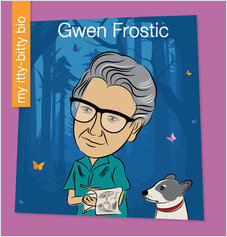 Cover: Gwen Frostic