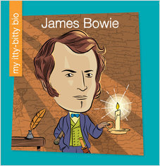 Cover: James Bowie