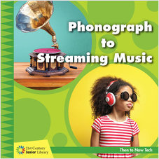 Cover: Phonograph to Streaming Music