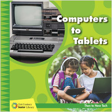 Cover: Computers to Tablets