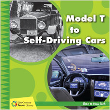 Cover: Model T to Self-Driving Cars