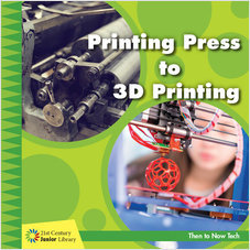 Cover: Printing Press to 3D Printing