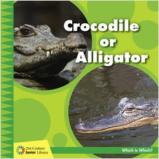 Cover: Crocodile or Alligator