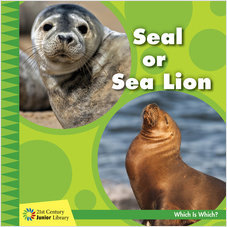 Cover: Seal or Sea Lion