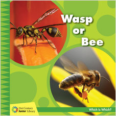 Cover: Wasp or Bee