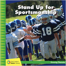 Cover: Stand Up for Sportsmanship