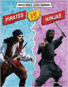 Cover: Pirates vs. Ninjas