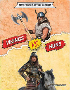 Cover: Vikings vs. Huns