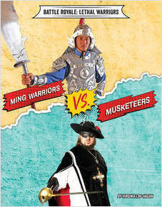Cover: Ming Warriors vs. Musketeers