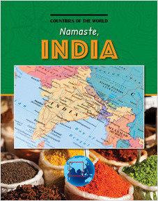 Cover: Namaste, India