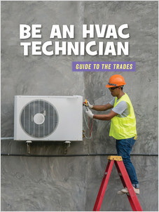 Cover: Be an HVAC Technician