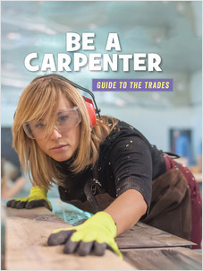 Cover: Be a Carpenter