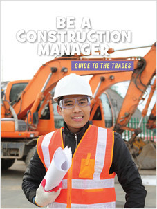 Cover: Be a Construction Manager